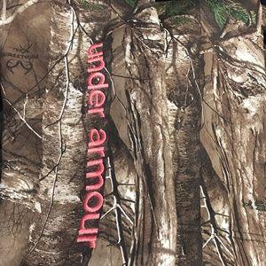 Brand new underarmor realtree jacket